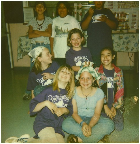 Battle of the Books 2003