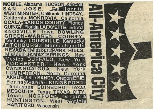 All-American City