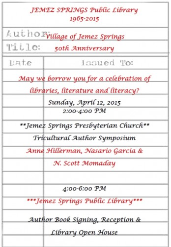 Library Celebrates 50 Years