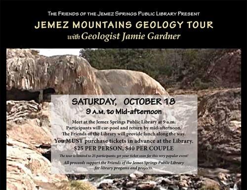 Geology Tour 2014