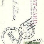 Perea postmark