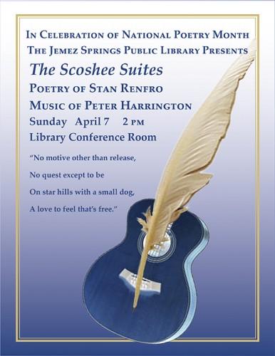 Scoshee Suites Poster