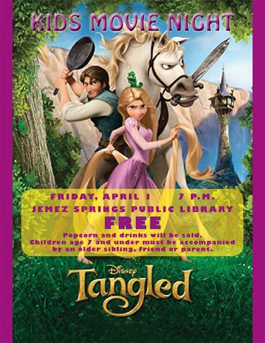 Tangled poster.indd