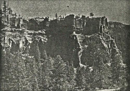 Battleship Rock